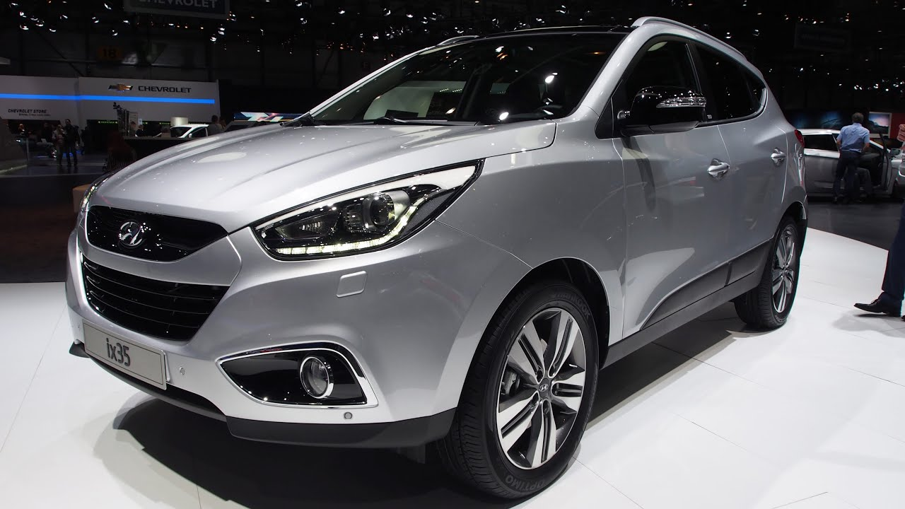 2014 hyundai ix35 tucson 2 0 crdi 184 hp 4x4 at youtube. Black Bedroom Furniture Sets. Home Design Ideas