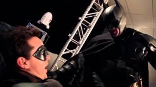 Бэтмен В Ярости (Темный рыцарь) русская озвучка