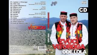 Zvuci Vitoroga - Popi zapjevaj (Album 2015)