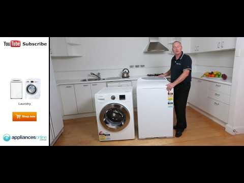 Front Loaders VS Top Loaders - a brief overview by an appliance expert - Appliances online