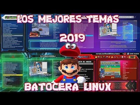 Los Mejores Themas Para Batocera Linux 2019 free - PakVim net HD
