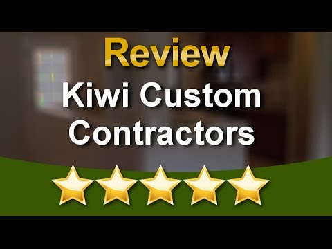 Kiwi Custom Contractors Cincinnati Impressive  5 Star Review by John S.