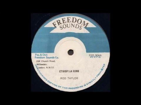 Rod Taylor - Ethiopian King