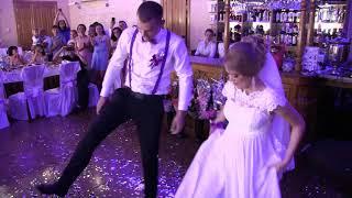Лучший свадебный танец 2018