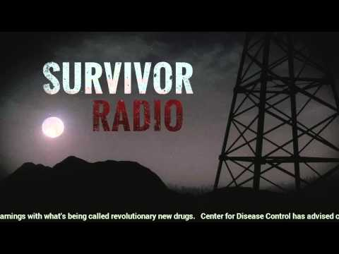 H1Z1 Survivor Radio Broadcast Part 1 15/05/2014