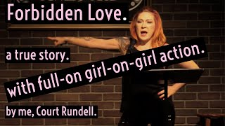 Storytime - Forbidden Love⎮My First Girl-On-Girl Action