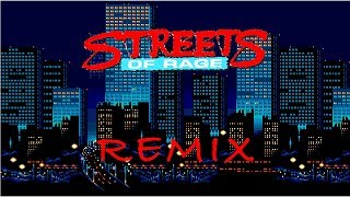 Streets of Rage - Trap Remix 2018 - Johnny Games Bare Knuckle