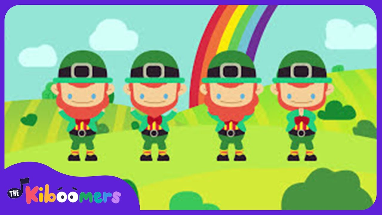 dance dance leprechaun dance saint patrick u0027s day song for kids