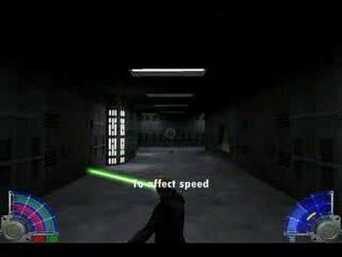 Jedi Academy: hints tips and cheats