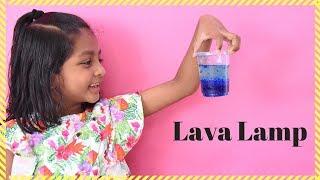 Science Experiment|Lava Lamp|Nandu Play time