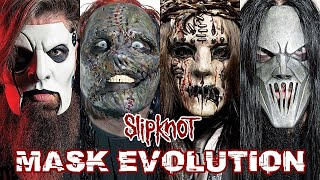 Slipknot - Masks Evolution and Unmasked (1996 - 2019)