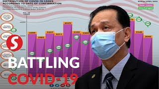 MOH expects daily Covid-19 cases to drop to double digits in May