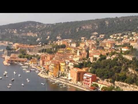 visiter villefranche- sur-mer, cote d'azur