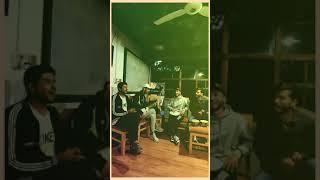"Local Singers Of Hunza Singing "" Tum Chale Ao Paharon Ki Qasam"""