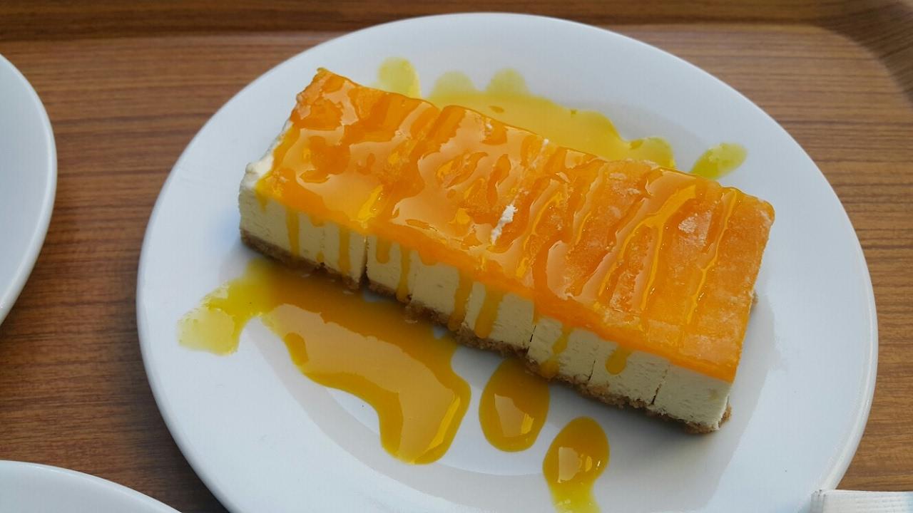 Sedapnya Mango Cheese Cake Di Kula Cakes Kuantan