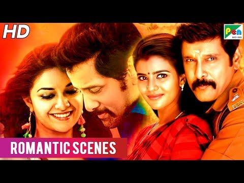 Saamy² - Romantic Scenes | New Hindi Dubbed Movie | Vikram, Aishwarya Rajesh, Keerthy Suresh