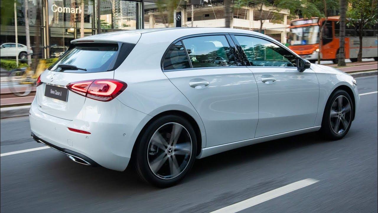 novo mercedes classe a 2020  brasil   pre u00e7o  consumo e detalhes -  car blog br