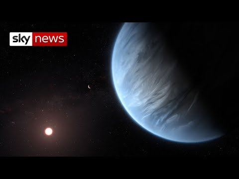 The 'Super-Earth' Planet That Could Support Life