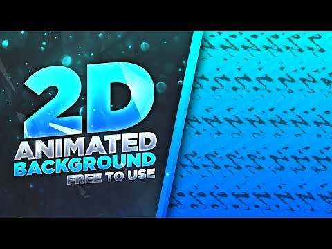 2D Animated Motion Backgrounds   2D Animated Background Pack   Free To Use