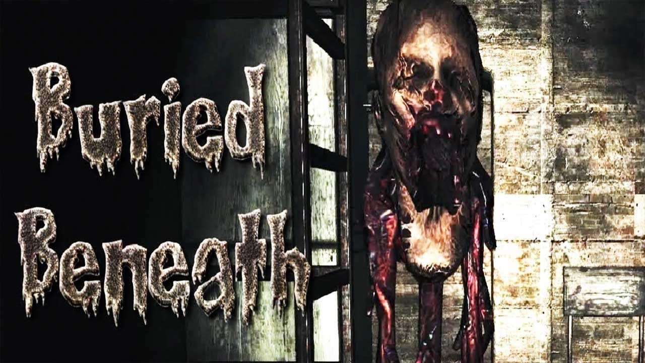 Buried Beneath – A 13 Year Old Made A Horror Game
