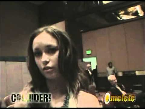 Interview with Summer at The Saturn Awards 2008