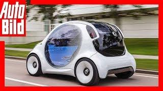 Automobile Zukunft - Das fährt auf uns zu