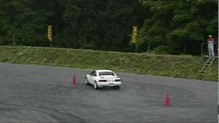 2010/6/20切谷内ジムカーナシリーズ第2戦6クラス第1ヒート ドライバー:...