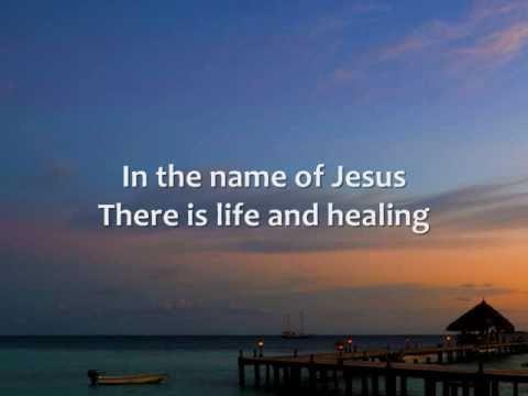 Chris Tomlin - Name of Jesus - Lyrics