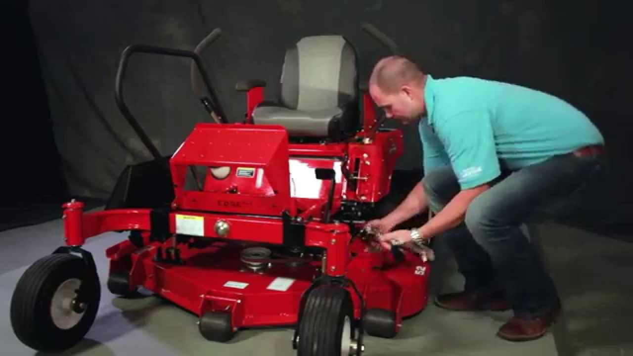 EZ Lift Hand Jack Instructions - Country Clipper Zero-Turn Mowers