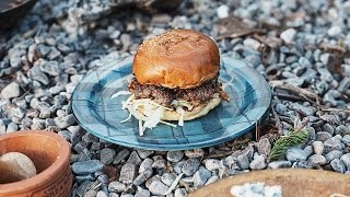 How To Make a Deliciously Wild Burger