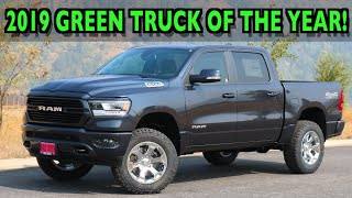 2019 Green Truck of the Year Winner on Everyman Driver