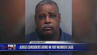 Judge considers bond in 1997 murder case