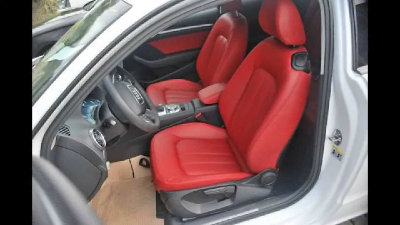 Audi A3 interior made by RDesign Poland YouTube