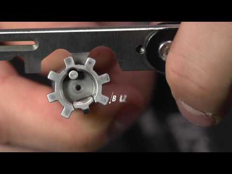 Real Avid AR15 Scraper - Speed Clean Your Bolt Carrier Group