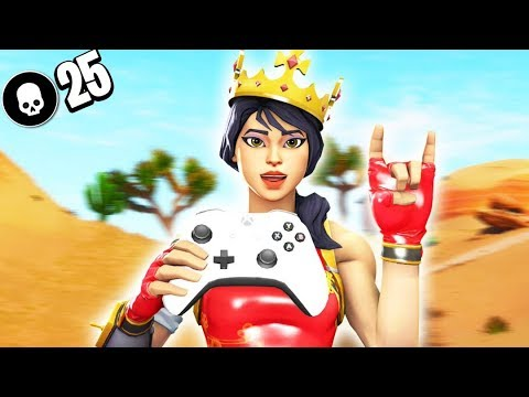 High Kill Solo Game Full Gameplay (Fortnite Chapter 2 Xbox Controller)