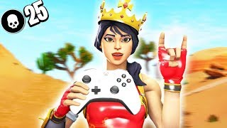 High Kill Solo Gąme Full Gameplay (Fortnite Chapter 2 Xbox Controller)