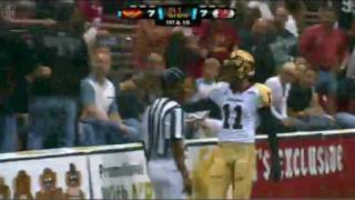 Arena Football League- Waitress Pwned