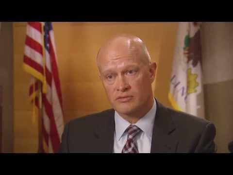 Bonus footage of Kane County State's Attorney Joe McMahon