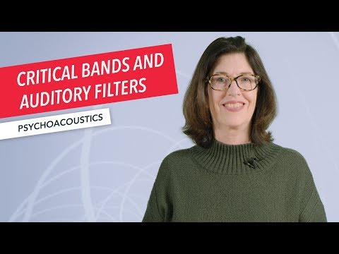 Psychoacoustics: Critical Bands and Auditory Filters | Consonance | Dissonance | Susan Rogers