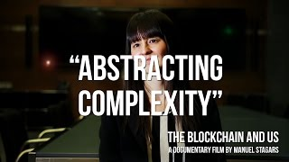 """The Blockchain and Us: Elizabeth Stark on """"Abstracting complexity"""""""
