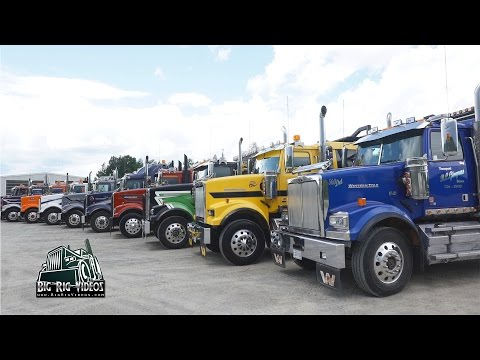 Transport R.C. Gingras - Fleet Owner Interview