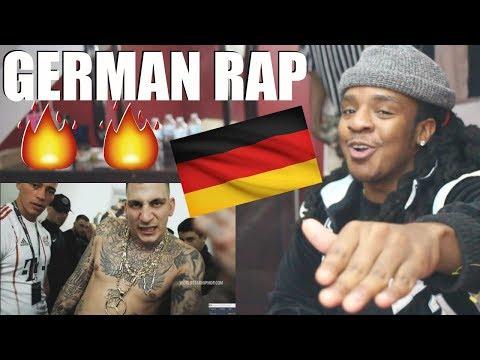 FIRST REACTION TO GERMAN RAP/HIP HOP !!!!