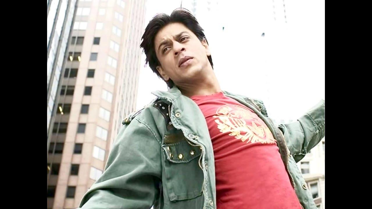 Shahrukh Khan In Kabhi Alvida Na Kehna