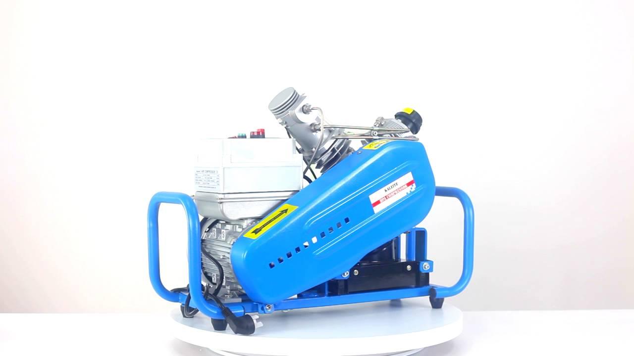 Carette HPA PCP 300BAR 30MPA (4500PSI high pressure Air compressor)