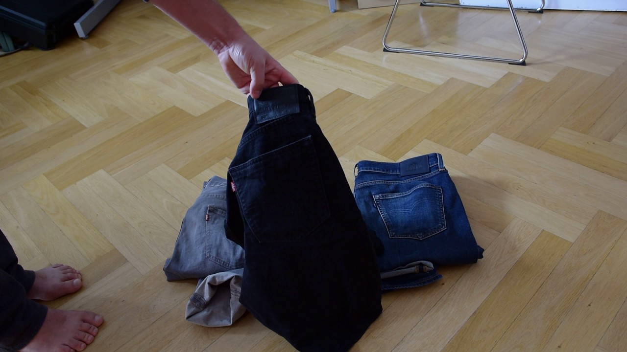 Levi s jeans vergleich levi 511 commuter line made for Levis made and crafted review