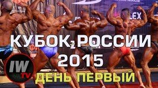 Кубок России по бодибилдингу и фитнесу 2015. День первый