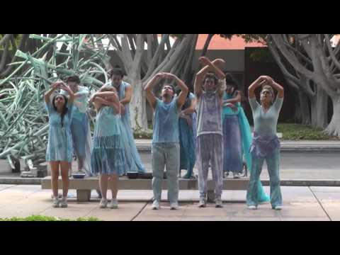 Global Water Dances - Long Beach CA HD