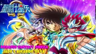 Pegasus Fantasy Omega (Saint Seiya Omega Opening 1) Cover Latino By Jade Y Ricardo Silva