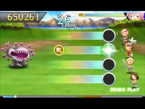 [3DS] Theatrhythm Final Fantasy: Curtain Call - All FFXIV Songs