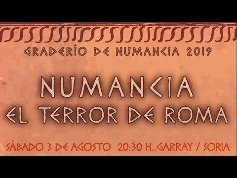 Numancia, El Terror De Roma - TierraQuemada 2019